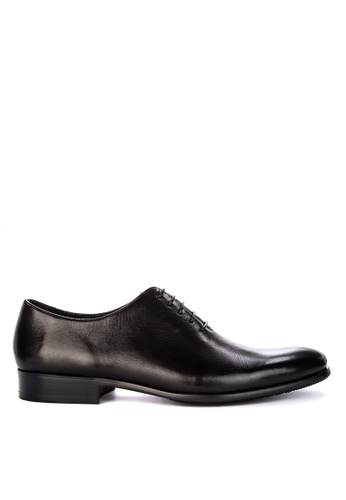 Sledgers black Dijon Whole-cut Oxford F8305SH139385EGS_1