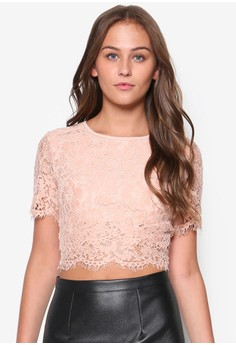 Reese Lace Top