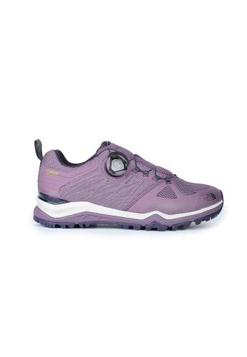 The North Face purple TNF W ULTRA FASTPACK II BOA GTX BLKPLUM/DKEGGPLNTPRPL TH879SH0GHDGSG_1