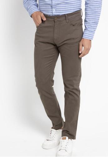 Tripl3 Jeans brown Celana Panjang Pria CA4BFAAE112006GS_1
