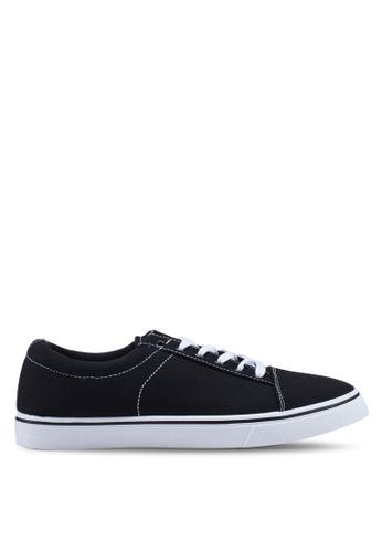 OVS 黑色 經典運動鞋 99531SH085B35EGS_1