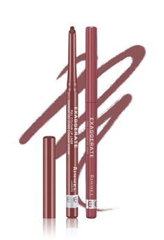 05e9ca700b3 Rimmel London red Rimmel Exaggerate Lip Liner 018- Addiction [Bundle x2pcs]  98B35BEE2326A4GS_1