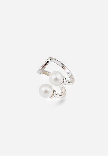 monojewelry COLETTE PEARL EARCUFF DB890AC319DAE1GS_1