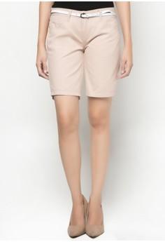 Ladies Low Rise Reversible City Shorts