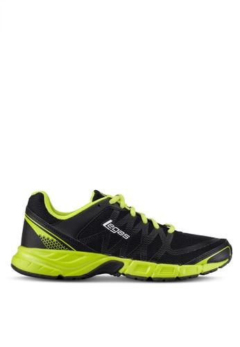 Legas black Evo LA Men's Shoes LE684SH0S2MYMY_1