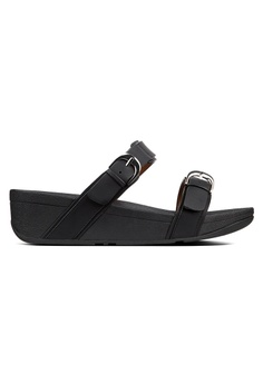 c40037ef1f7f Fitflop black Fitflop Edit Slide (Black) 7CC75SH1090284GS 1