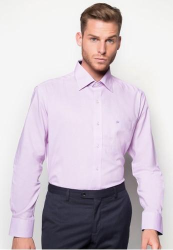 長袖商務襯esprit手錶專櫃衫, 服飾, 襯衫
