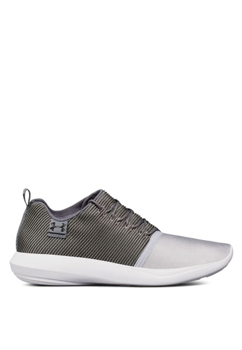 Under Armour grey UA Charged All-Day Shoes 1C13CSH1C811C4GS_1