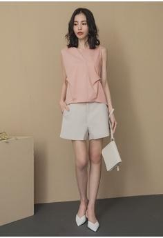 f13d47b28d4fb Tokichoi Trendy Cut V-Neck Strap Vest Top S  44.90. Sizes S M L