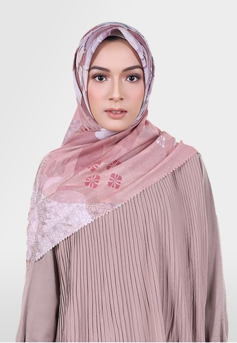 Authentism.id pink Exclusive Scarf Collection - Lavana Series - Ziya B6629AA6B85298GS_1