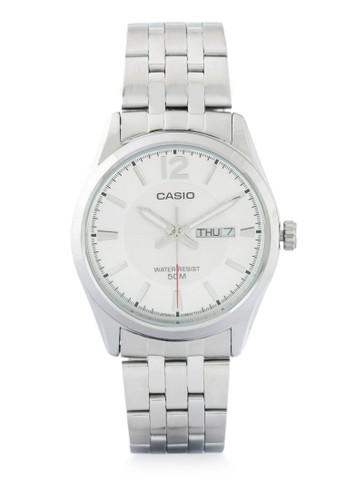 Casio silver Casio Men Mtp-1335D-7Avdf Silver 99C06AC6FED3CDGS_1