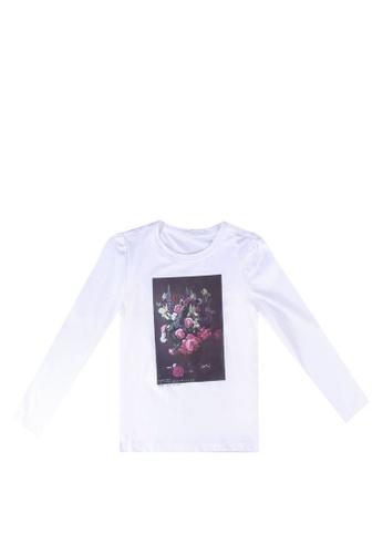 ONLY white Floral Life Top B7E2DKA249C940GS_1