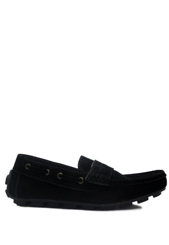D-Island black D-Island Shoes Loafers Comfy Moccasins Black BL420SH27TPGID_1