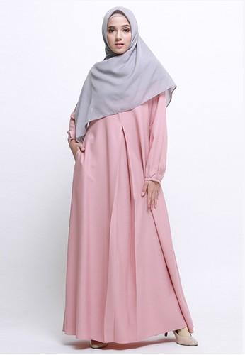 Tufine pink Alea Dress D2459AA0770271GS_1