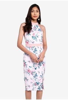 7888972cbdd1c9 Paper Dolls multi Floral Print Dress 5BCDFAA5F13448GS_1