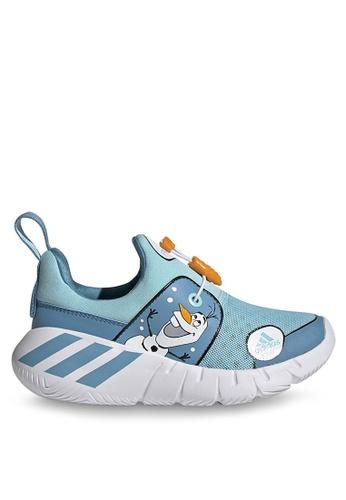 Adidas 藍色 rapidazen frozen shoes 84B82KSAF87186GS_1