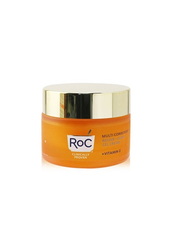 ROC ROC - Multi Correxion Revive + Glow Gel Cream 48g/1.7oz 2E947BE40662A6GS_1