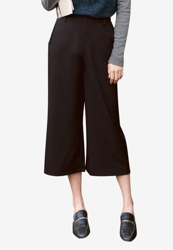 Tokichoi black Wide Legged Trousers 81EB0AAC3FFA1EGS_1