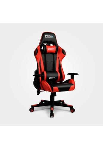 Zenox red Mercury Racing Chair (Red) 307F5HL26250DEGS_1