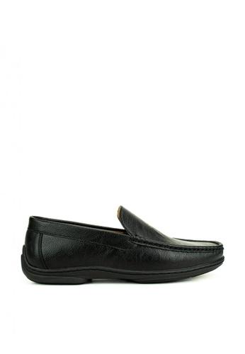 Mario D' boro Runway black Cody Loafers C48B3SHC0C3F37GS_1