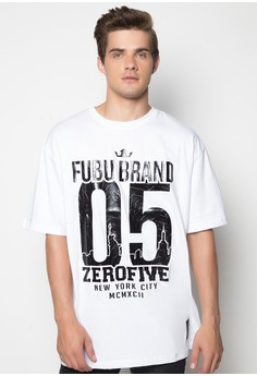 Loose Fit Roundneck Shirt