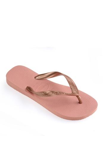 Havaianas pink Top Tiras Flip Flops 1B51FSH48900D2GS_1