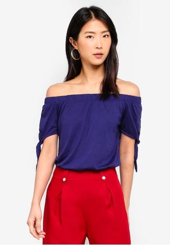 97c4a39e7ca Shop Bardot Maui Tie Top Online on ZALORA Philippines