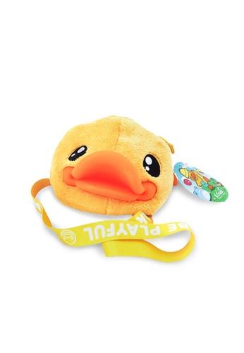 B.Duck yellow B.Duck Kids Shoulder Bag 5427AKCCA82185GS_1