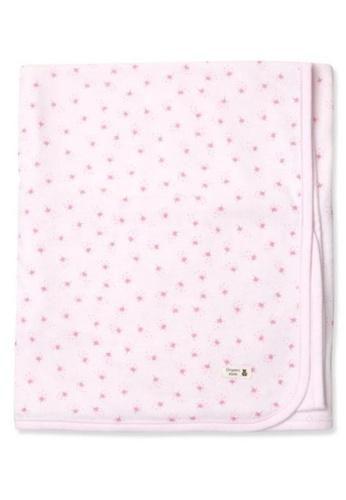 Organic mom pink Dandelion  Swaddling Blanket (SPRING/SUMMER) FFDF2KC333DEC2GS_1
