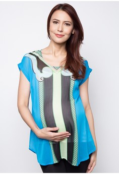 Donabelle Maternity Top