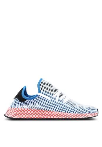adidas blue adidas originals deerupt runner AD372SH0SUFEMY_1