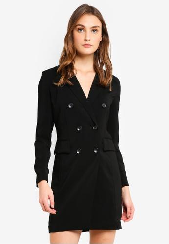 MbyM black Lis Dress 7066FAADB714BEGS_1