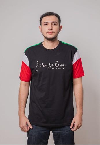 Seeker Story Seekerstory T-Shirt Jerusalem FA409AA729FBF5GS_1