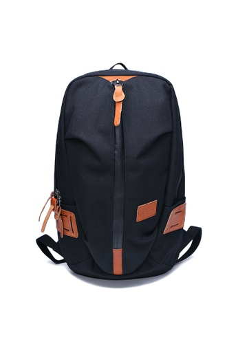 The Dude black Skater Backpack TH373AC88CRFHK_1