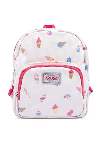 Cath Kidston white Ice Creams Kids Mini Backpack 1CB00KC6536815GS_1