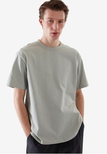 Cos green Relaxed-Fit T-Shirt 209EBAA2322508GS_1
