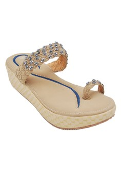 Zara Wedge Sandals