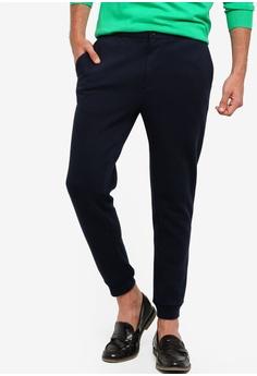 8cc39a54 Polo Ralph Lauren navy Double Knit Pants FC3F2AAEF47890GS_1