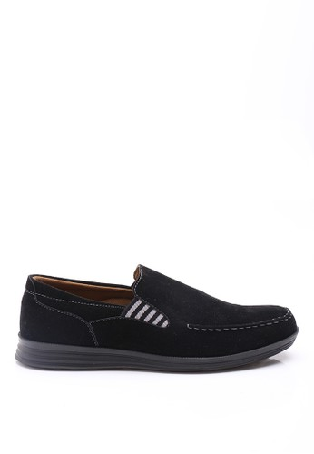 Dr. Kevin black Dr. Kevin Men Casual Shoes Slip On 13232  - Black DR982SH06MAFID_1