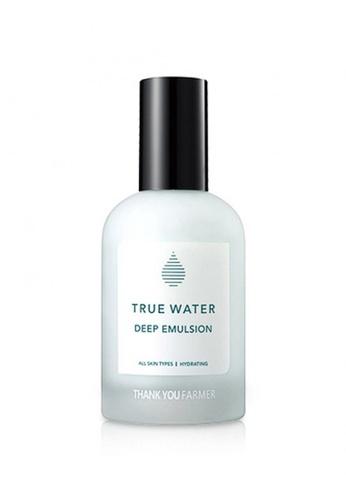 Thank You Farmer THANK YOU FARMER True Water Deep Emulsion130ml TH577BE90MSJMY_1