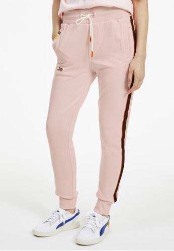 puma pink PUMA x RANDOMEVENT Women's Track Pants B31B5AA88C6248GS_1