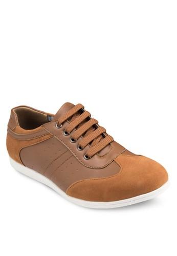 混合拼接esprit 台中正裝休閒鞋, 鞋, 休閒鞋