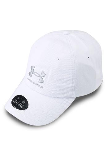 Under Armour white UA Essentials Hat C3BFBAC3FA41F0GS_1