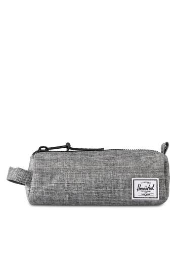 Herschel grey Settlement Case Wallet A6E15ACD59F908GS_1