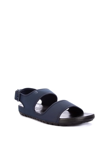 Fitflop navy Lido Back-Strap Sandals 3662CSH880A6E2GS_1