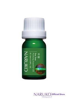 Naruko Tea Tree Purifying Essential Oil 10ml Free 1x NRK HA Hydro-Lock Moisturizing Mask
