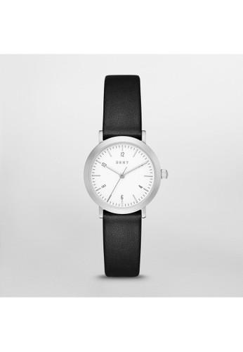 Minetta精巧皮革腕錶 NY2513, 錶類, esprit門市淑女錶