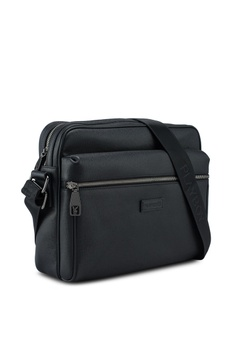 b2cad85b502 30% OFF Playboy Genuine Leather Sling Bag RM 999.90 NOW RM 700.00 Sizes One  Size