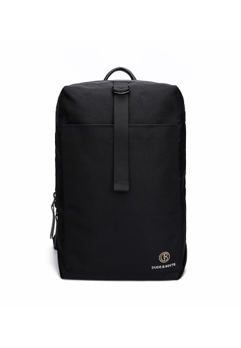 The Dude black Hull Backpack 69FC1ACD28339DGS_1