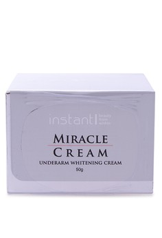 Instant Miracle Cream Underarm Whitening Cream 50g